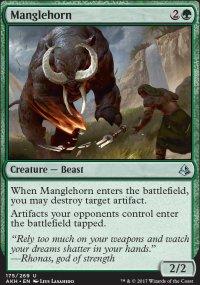 Manglehorn - Amonkhet