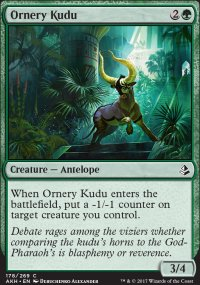 Ornery Kudu - Amonkhet