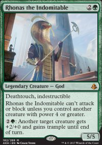 Rhonas the Indomitable - Amonkhet