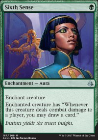 Sixth Sense - Amonkhet
