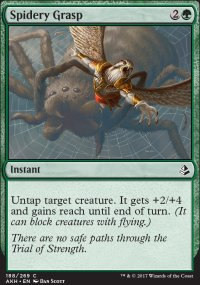 Spidery Grasp - Amonkhet