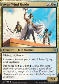 Aven Wind Guide - Amonkhet