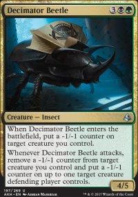 Decimator Beetle - Amonkhet