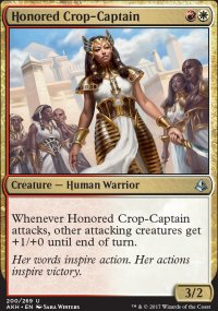 Honored Crop-Captain - Amonkhet