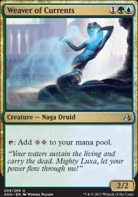 Weaver of Currents - Amonkhet