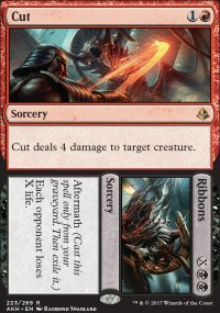 Cut / Ribbons - Amonkhet