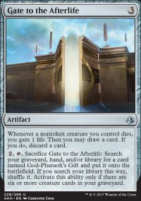 Gate to the Afterlife - Amonkhet