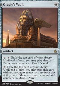 Oracle's Vault - Amonkhet