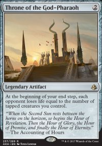 Throne of the God-Pharaoh - Amonkhet