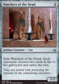 Watchers of the Dead - Amonkhet