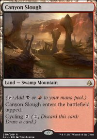 Canyon Slough - Amonkhet