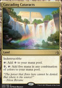 Cascading Cataracts - Amonkhet
