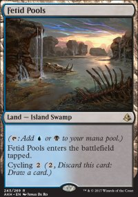 Fetid Pools - Amonkhet