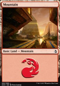 Mountain 3 - Amonkhet