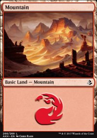 Mountain 4 - Amonkhet