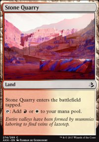 Stone Quarry - Amonkhet