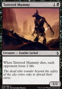 Tattered Mummy - Amonkhet