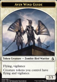 Aven Wind Guide Token - Amonkhet