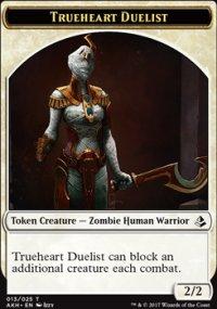 Trueheart Duelist Token - Amonkhet