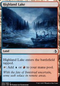 Highland Lake - Amonkhet