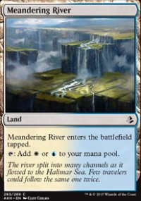 Meandering River - Amonkhet