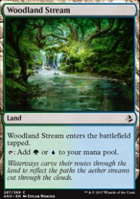 Woodland Stream - Amonkhet