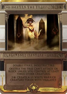 Oketra the True - Amonkhet Invocations