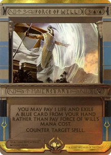 Force of Will - Amonkhet Invocations