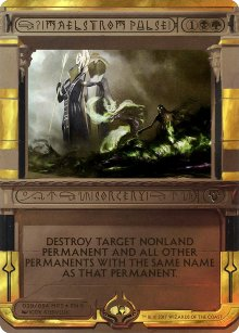Maelstrom Pulse - Amonkhet Invocations