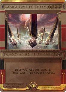 Shatterstorm - Amonkhet Invocations