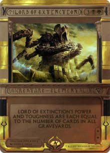 Lord of Extinction - Amonkhet Invocations