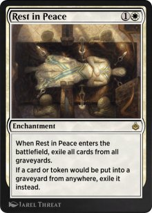 Rest in Peace - Amonkhet Remastered