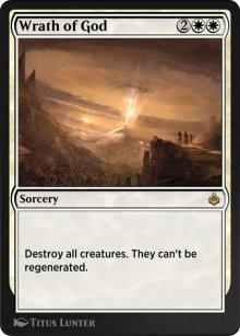 Wrath of God - Amonkhet Remastered
