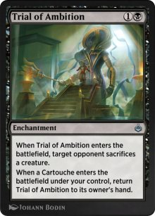Trial of Ambition - Amonkhet Remastered