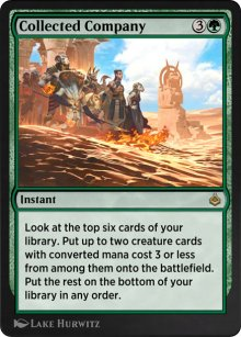 Collected Company - Amonkhet Remastered