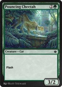 Pouncing Cheetah - Amonkhet Remastered