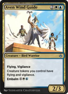 Aven Wind Guide - Amonkhet Remastered