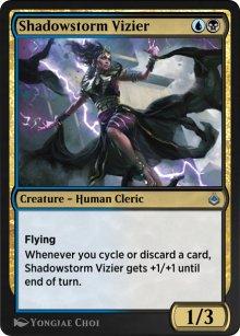 Shadowstorm Vizier - Amonkhet Remastered