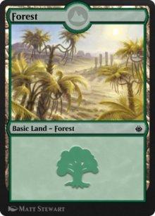 Forest 2 - Amonkhet Remastered