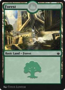 Forest 3 - Amonkhet Remastered