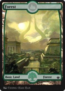 Forest 4 - Amonkhet Remastered