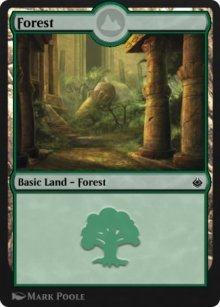 Forest 5 - Amonkhet Remastered