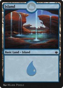Island 2 - Amonkhet Remastered
