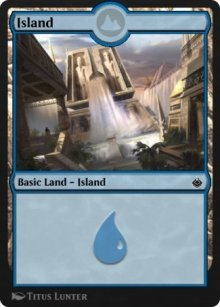 Island 3 - Amonkhet Remastered