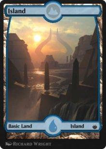Island 4 - Amonkhet Remastered