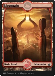 Mountain 6 - Amonkhet Remastered