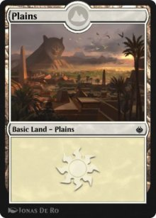 Plains 1 - Amonkhet Remastered