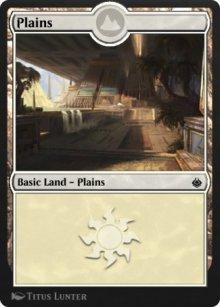 Plains 3 - Amonkhet Remastered