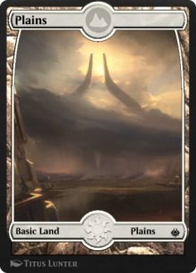 Plains 6 - Amonkhet Remastered