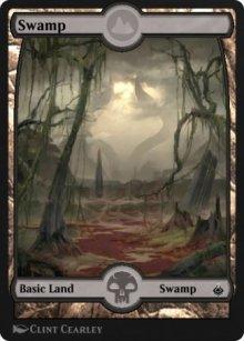 Swamp 6 - Amonkhet Remastered